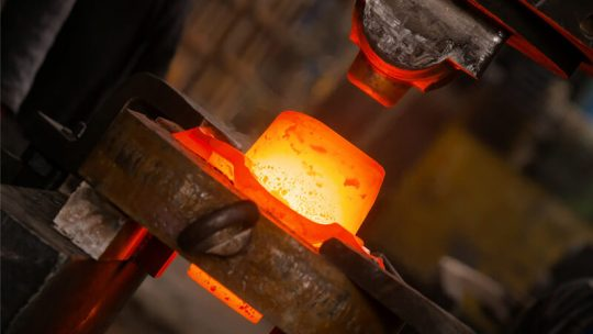 What You Can Expect From China Hot Forging Parts